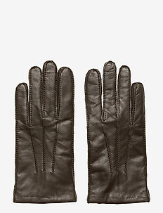 Gloves MW - 9457 - DARK BROWN