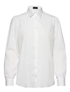 8704 - Loreto - overhemden met lange mouwen - optical white