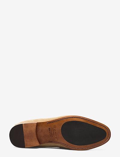 Sand Footwear Mw - F359- Business Light Camel