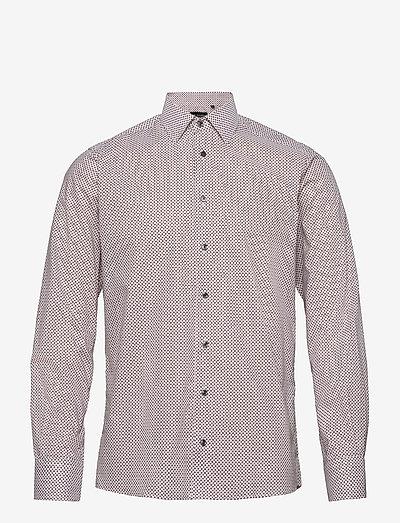 8688 - State N 2 - business skjorter - light camel