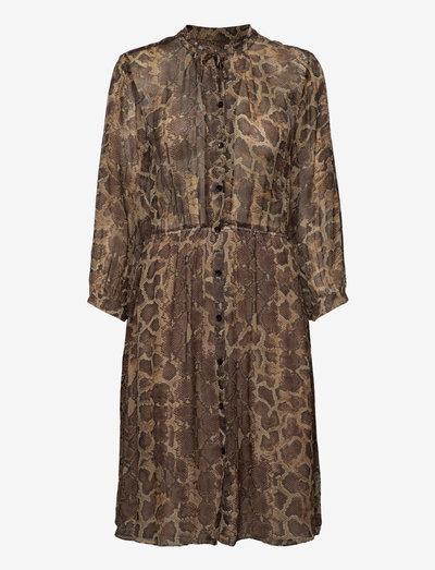 3400 - Arlet - midi kjoler - pattern