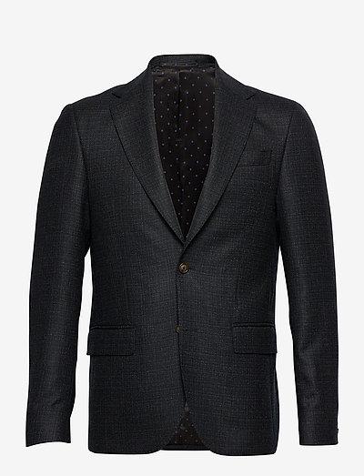 6269 - Star Napoli Normal - blazers met enkele rij knopen - charcoal