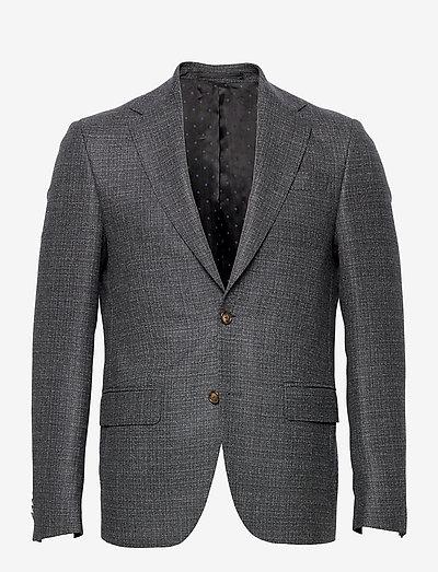 6269 - Star Napoli Normal - blazers met enkele rij knopen - grey