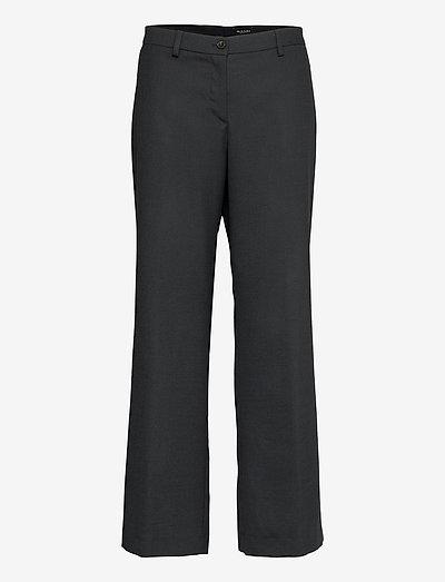2558 - Sasha Tailored - tøj - black