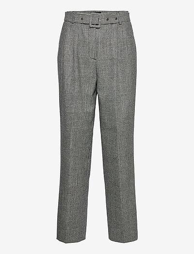 6126 - Haim - bukser med lige ben - pattern
