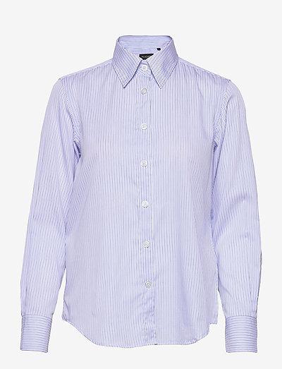 8748 - Sandie New - langærmede skjorter - blue