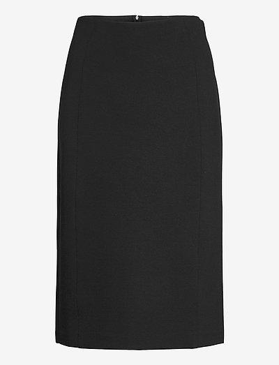 2548 - Malhia Skirt - midinederdele - black