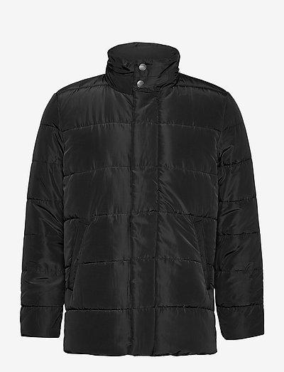 Camel Down - Dyton Short - forede jakker - black