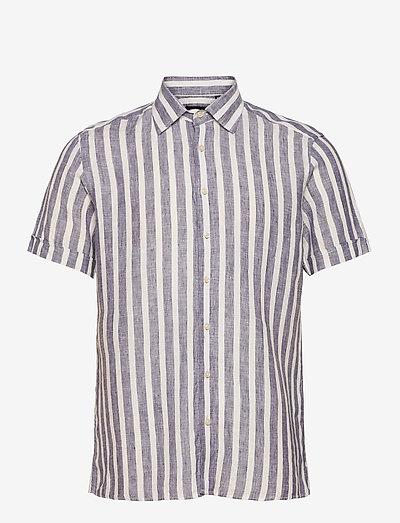 8804 - State N 2 Soft ST - basic skjorter - medium blue