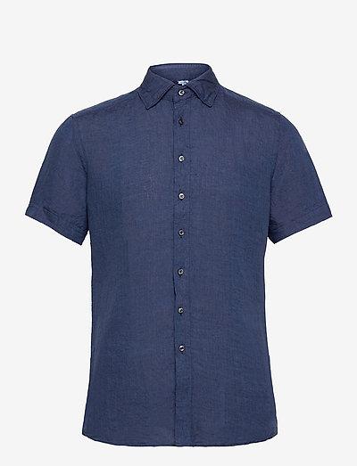 8823 - Iver C ST Trim - oxford-skjorter - dark blue/navy