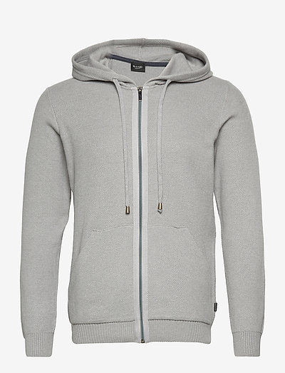5488 - Hoodie Ingram - hættetrøjer - grey