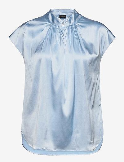 3176 - Prosi Top S - kortærmede bluser - light blue