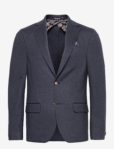 6672 - Star Easy Normal - enkeltradede blazere - medium blue