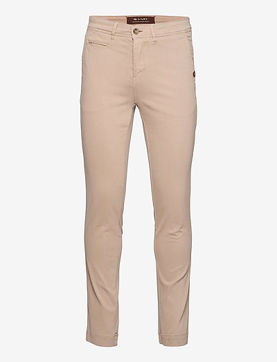 Suede Touch C - Dilan - chinos - light camel