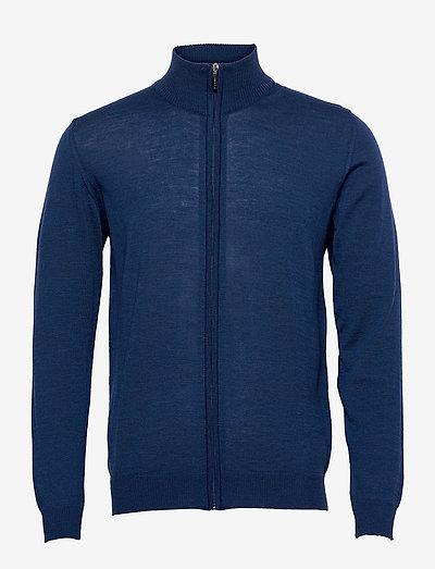 Merino Light - Ingram - basic strik - medium blue