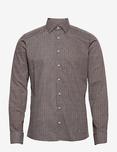 8879 - Iver 2 - hørskjorter - pattern