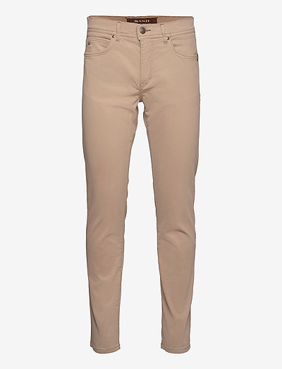 """Suede Touch - Burton NS 32"""" - chinos - light camel"""