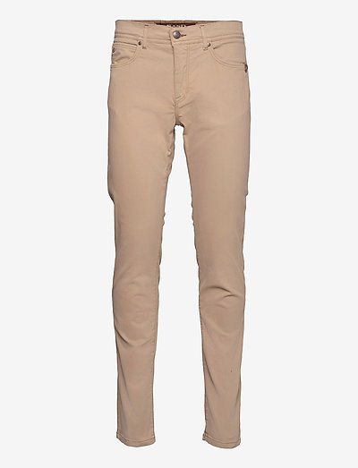 """Suede Touch - Burton NS 34"""" - chinos - light camel"""