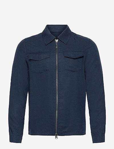 7444 - Axel - vindjakker - dark blue/navy
