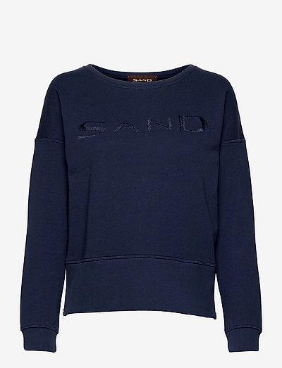 4905 WW - Faiza - sweatshirts - dark blue