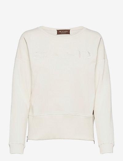 4905 WW - Faiza - sweatshirts - off white