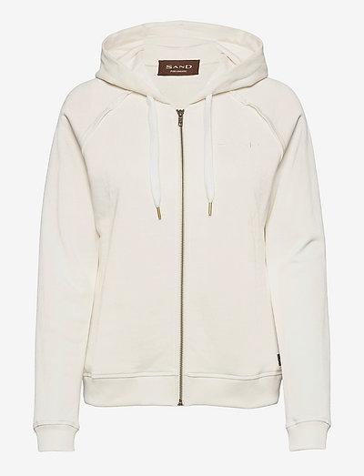 4905 WW - Alae - hoodies - off white