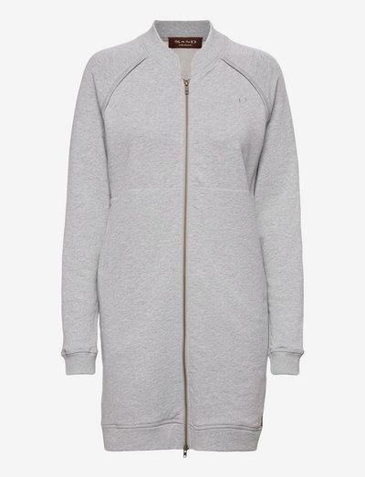 4905 WW - Ronny - sweatshirts - light grey melange