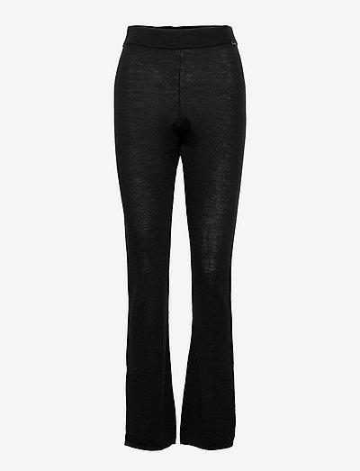 Fellini - Dharma - casual bukser - black