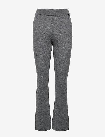 Fellini - Dharma - casual bukser - medium grey