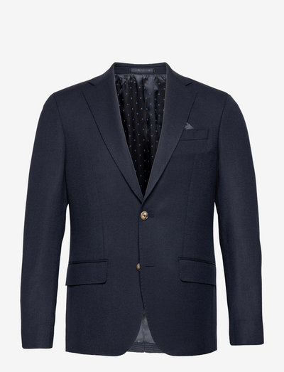 6684 - Star Napoli Normal - enkeltradede blazere - dark blue/navy