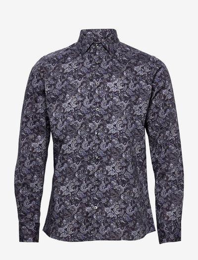 8853 - Iver 2 - chemises oxford  use default - dark blue/navy