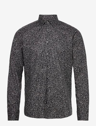 8894 - State N 2 - hørskjorter - black