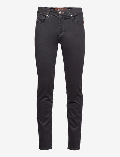 "Suede Touch - Burton NS 32"" - slim jeans - black"