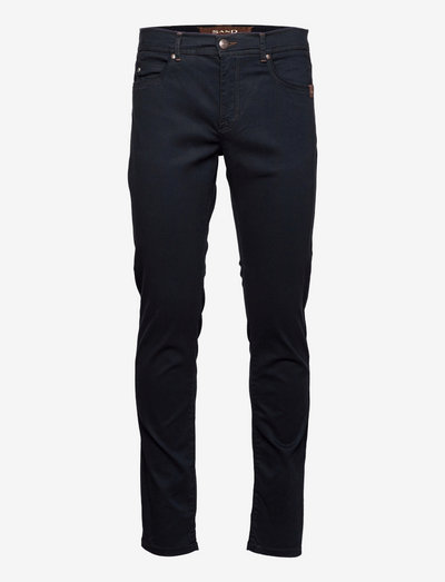 """Suede Touch - Burton NS 32"""" - slim jeans - dark blue/navy"""