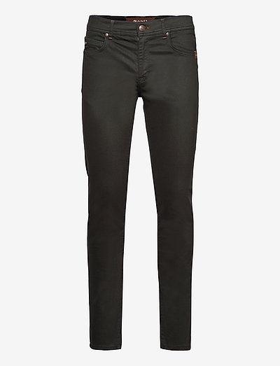 "Suede Touch - Burton NS 32"" - slim jeans - olive/khaki"