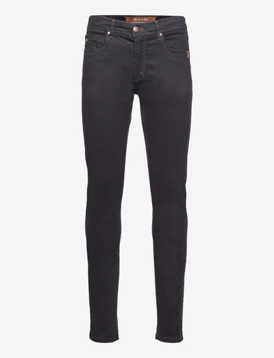 """Suede Touch - Burton NS 34"""" - skinny jeans - black"""