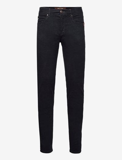 """Suede Touch - Burton NS 34"""" - skinny jeans - dark blue/navy"""