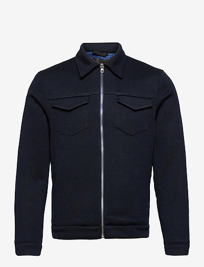 4904 - Ron - vindjakker - dark blue/navy