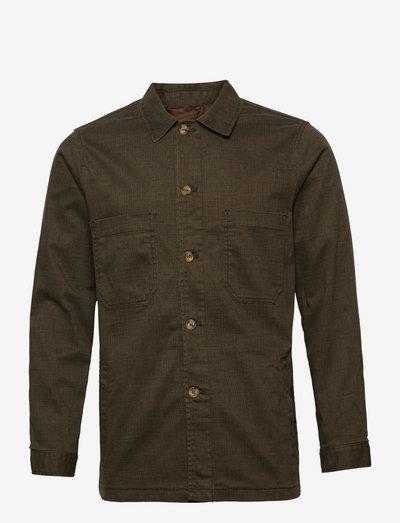 0766 - Andy - tøj - olive/khaki