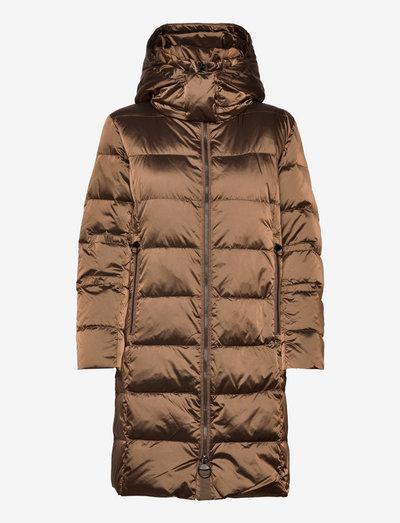 Twenty Twill - Fonda Hood - vinterfrakker - brown