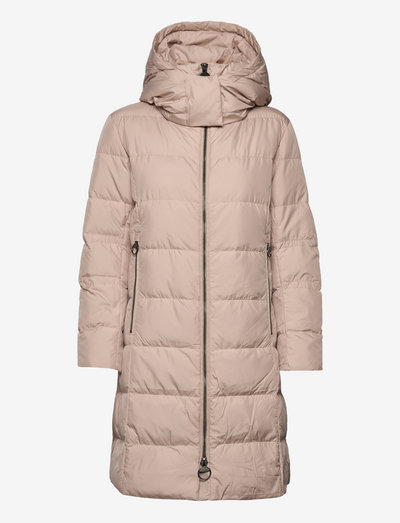 Aria - Fonda Hood - vinterfrakker - beige