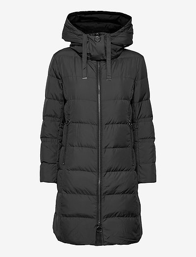 Aria - Fonda Hood - vinterfrakker - black