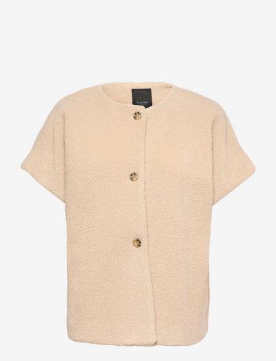 6326 - Mouna - cardigans - beige