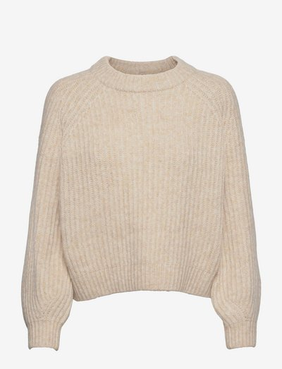 5506 - Erika - jumpers - off white