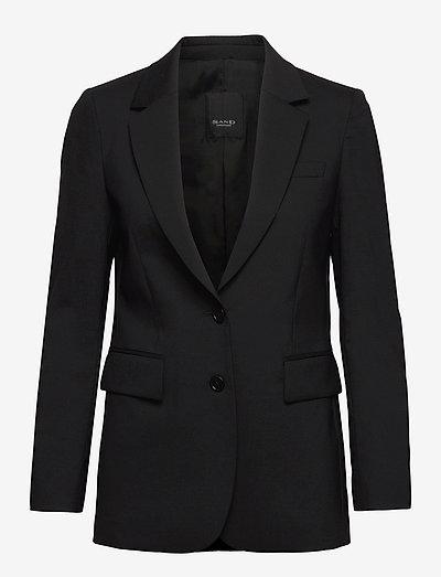 1101 New - Ginette - enkeltradede blazere - black
