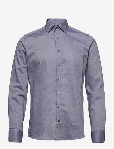 8657 - Iver 2 Soft - hørskjorter - blue