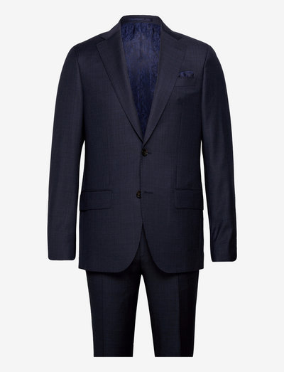 1684 - Star Napoli-Craig Normal - jakkesæt & blazere - medium blue