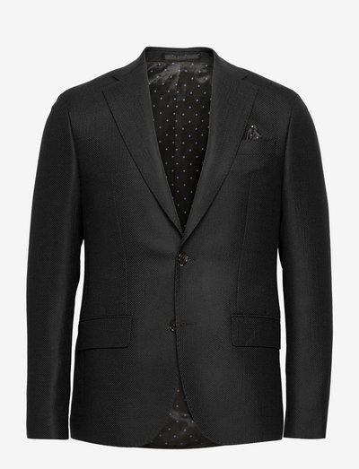 6135 Panama - Star Napoli Normal - enkeltradede blazere - black