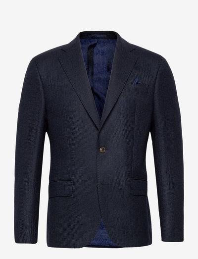 6135 Panama - Sherman Napoli Normal - enkeltradede blazere - dark blue/navy