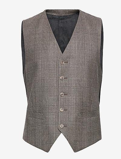 1691 - Alford - jakkesæt & blazere - light camel